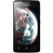 Buy Lenovo A1000 (Black) from Amazon