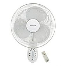 Buy Havells Platina 400mm Remote Wall Fan (White) from Amazon