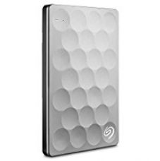 Seagate Backup Plus Ultra Slim 1TB USB 3.0 External Hard Drive with Mobile Device Backup (Platinum) for Rs. 5,549