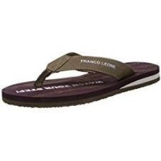 Buy Franco Leone Men's Flip-Flops and House Slippers from Amazon