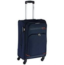 Safari Polyester Navy blue Travel Duffle (MAASAIMARA-65-Navy-Blue-4WH) for Rs. 3,995