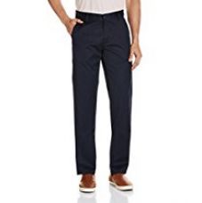 Buy Arrow Sports Men's Slim Casual Trousers Navy Blue (8907036511871_ARGT5245A_30W x 34L_Navy Blue) from Amazon