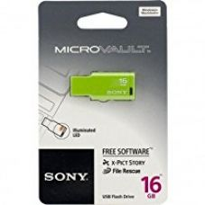 Buy Sony Micro Vault Tiny 16GB USB Pen Drive (Green) from Amazon