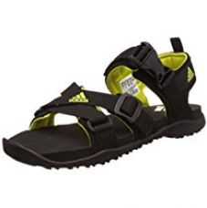 Buy adidas Women's Gladi W Black and Shosli Leather Athletic and Outdoor Sandals from Amazon