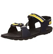 Buy Puma 18895205 Synthetic Sandals, Men's Size 10 (Black) from Amazon