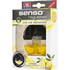 Buy Dr.Marcus Senso Regulated Lemon Vent Perfume for Car (10 ml) from Amazon