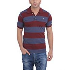 Buy American Crew Men's Polo Stripes T-Shirt from Amazon