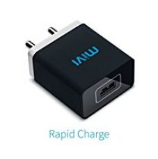 Buy Mivi Fast Charging Wall Charger for Turbo charging Moto G4 / G4 Plus and Quick Charge 2.0 Devices Samsung Galaxy S7/ S7 Edge, Samsung Galaxy S6/ S6 Edge, LG and more from Amazon