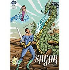 Buy Sagar - Varun Series Comic Book: Action Comics from Amazon
