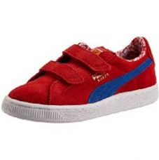 Buy Puma Girl's Suede Superman V Kids Leather Chinese Shoes from Amazon