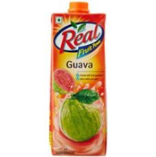 Real Fruit Power Guava,  1L for Rs. 87