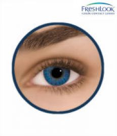 Get 35% off on FreshLook Monthly Disposable Brilliant Blue Lenses