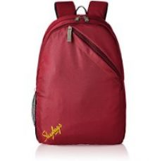 Skybags Brat 21 Ltrs Red Casual Backpack (BPBRA5RED) for Rs. 899