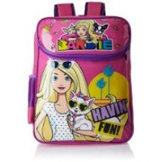 Barbie Pink Children's Backpack (Age group :6-8 yrs) for Rs. 759