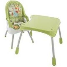 Buy Fisher Price 4-In-1 High Chair, Green from Amazon