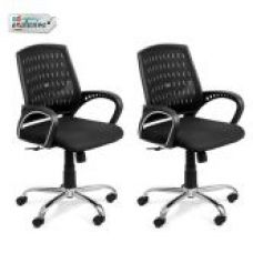Flat 42% off on Buy 1 Mesh Back Office Chair Get 1 Free