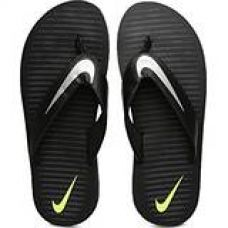 Nike Men's Chroma Thong 5 Black Slippers (10 UK/India) for Rs. 1,225