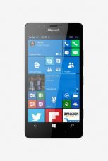 Buy Microsoft Lumia 950 Dual Sim 32 GB (White) for Rs. 12994