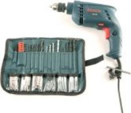 Bosch GSB450RE Impact Drill with 100pcs Home Kit for Rs. 2,399