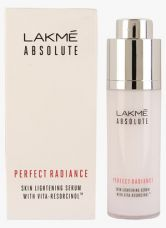 Buy Lakme Absolute Perfect Radiance Skin Lightening Serum With Vita Resorcinol for Rs. 540