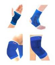 Get 13% off on Jaatara Combo of Knee Palm Elbow Ankle Supports for Fitness