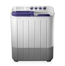 Buy Samsung 7.2 kg Semi-Automatic Top Loading Washing Machine (WT725QPNDMP, White and Blue) from Amazon