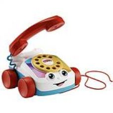 Buy Fisher Price Chatter Telephone, Multi Color from Amazon