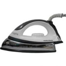 Buy Morphy Richards Inspira 1000-Watt Dry Iron (White and Black) from Amazon