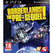 Buy Borderlands: The Pre-Sequel (PS3) from Amazon