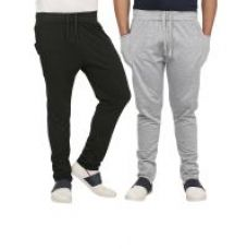 Flat 73% off on To Youth Stylish Sports Track Pant Pack Of 2 ( G#1)