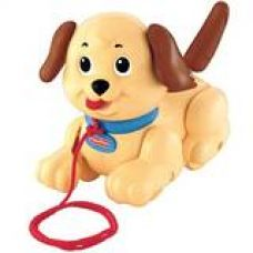 Fisher-Price Brilliant Basics Lil Snoopy Pull Along Toy (Colors May Vary) for Rs. 790
