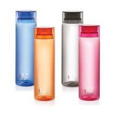 Cello H2O Unbreakable Bottle , 1 Litre, Set of 4, Colour May Vary for Rs. 530
