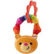Fisher-Price Soft Ring Rattle, Multi Color for Rs. 349