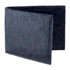 Buy Laurels Trans Blue Men's Wallet (TRA-07) from Amazon