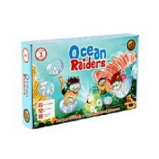 Buy Educational Math Board Game Ocean Raiders Enjoy & Learn Addition with Family from Amazon