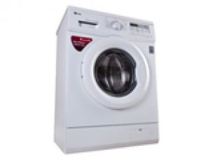 Flat 2% off on LG (FH0B8NDL22) 6 kgs Front Load Fully Automatic Washing Machine (White)