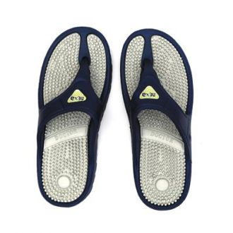 Buy Nexa Accupressure Men's Grey Slippers for Rs. 88