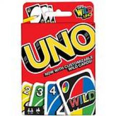 Buy Fisher-Price Mattel Uno Fast Fun from Amazon