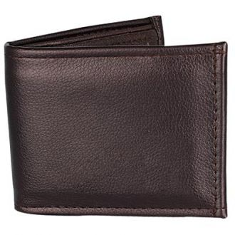 Flat 94% off on London Fashion Brown wallet