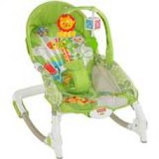 Buy Fisher-Price Newborn to Toddler Rocker (Multicolor) from Amazon