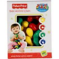Buy Fisher Price Baby Activity Preschool Infant Chain India, Multi Color from Amazon