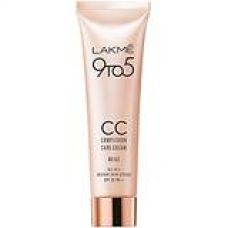 Buy Lakme Complexion Care Face Cream, Beige, 30g from Amazon