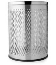 Get 53% off on KC Silver Stainless Steel Dustbin