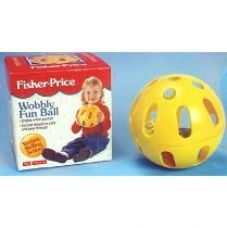 Buy Fisher Price Wobbly Fun Ball ,Colors may vary from Amazon