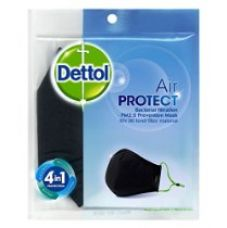 Dettol Air Protect Air Mask for Rs. 369