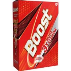 Boost Health, Energy & Sports Nutrition drink - 750 g Refill Pack for Rs. 296