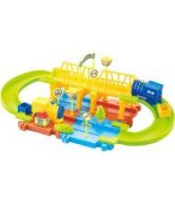 Buy Saffire Mimi Train Set with Upper and Lower Level and Bridge for Rs. 629