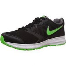 Nike Men's Downshifter 6 Msl Black, Grey, Green and WhiteRunning Shoes -10 UK/India (45 EU)(11 US) for Rs. 2,396