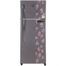 Buy Godrej 261 L 3 Star Frost-Free Double Door Refrigerator (RT EON 261 P 3.4, Silver Meadow) from Amazon