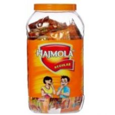 Buy Dabur Hajmola Jar - 160 Sachets (Regular) from Amazon